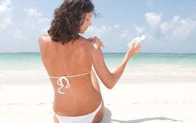 Você está usando corretamente o protetor solar?