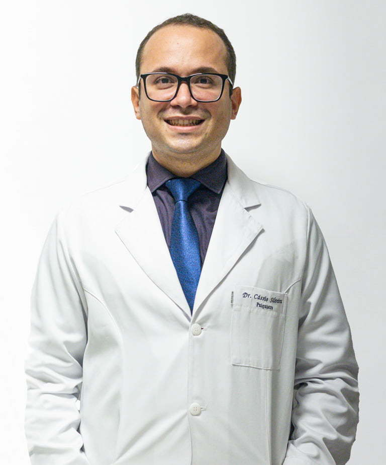 Foto do Doutor Cássio Silveira de Jesus