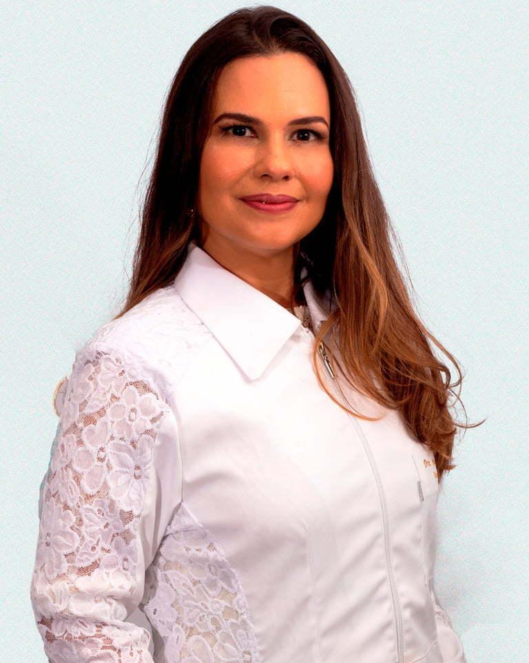 Foto da Doutora Janaina Garrido Novaes