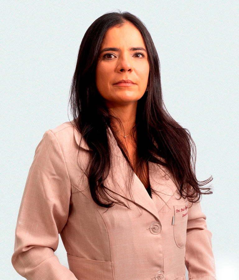 Foto da Doutora Paula Magalhães Neves Soussa